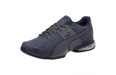 Black Friday 2020 Puma CELL Surin 2 Heather Men's Running Shoes Iron Gate-Peacoat Outlet Sale