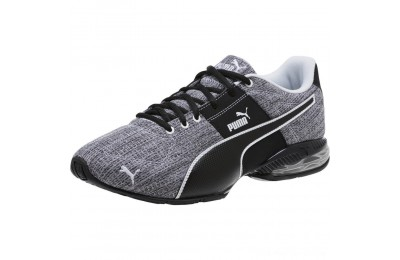 Puma CELL Surin 2 Heather Men's Running Shoes Black- White Outlet Sale