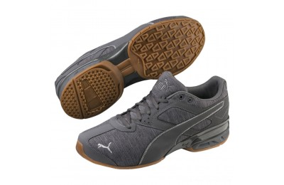 Puma Tazon 6 Heather Rip Men's Sneakers Quarry-Iron Gate Outlet Sale