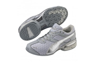 Black Friday 2020 Puma Tazon 6 Luxe Women's Sneakers Gray Violet-Quarry-Silver Outlet Sale
