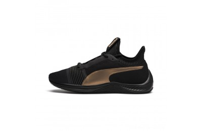 Puma Amp XT Women's Sneakers Black- Black-1 Outlet Sale