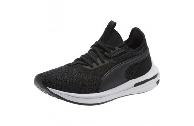 Puma IGNITE Limitless SR-71 Women's Running Shoes Black Outlet Sale