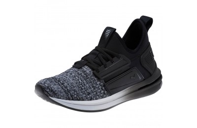 Puma IGNITE Limitless SR Escape Sneakers Black- White Outlet Sale