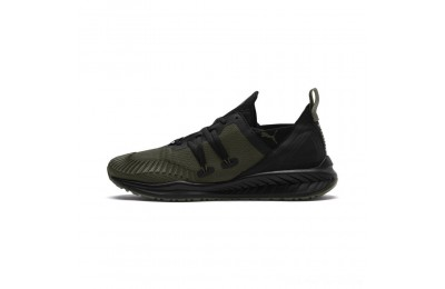 Black Friday 2020 Puma IGNITE Ronin Unrest Men's Sneakers Forest Night- Black Outlet Sale