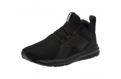 Black Friday 2020 Puma Enzo Wide Men's Training Shoes Black Outlet Sale