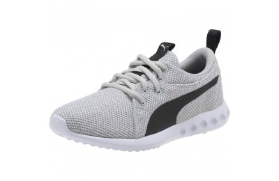 Puma Carson 2 Bold Knit Sneakers JRGray Violet- Black Outlet Sale