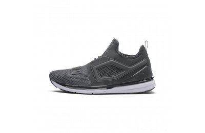 Puma IGNITE Limitless 2 Running Shoes Iron Gate- Black Outlet Sale