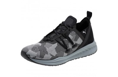 Puma IGNITE Ronin Shatter Men's Running Shoes Black-Iron Gate Outlet Sale