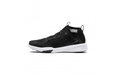 Black Friday 2020 Puma Mantra FUSEFIT Men's Sneakers Black- White Outlet Sale