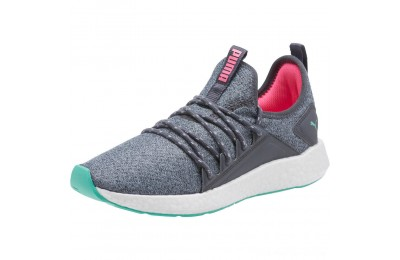 Puma NRGY Neko Knit Women's Running Shoes Iron Gate-Quarry Outlet Sale