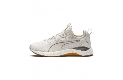 Puma Hybrid Runner Luxe Women's Running Shoes Whisper White- White Outlet Sale