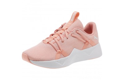 Puma Incite Knit Women's Training Shoes Peach Bud- White Outlet Sale