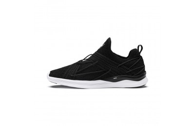 Black Friday 2020 Puma IGNITE Flash Sensua Women's Running Shoes Black- White Outlet Sale