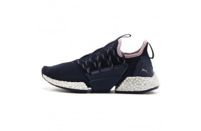 Black Friday 2020 Puma HYBRID Rocket Runner Women's Running Shoes Peacoat-Lilac Sachet Outlet Sale