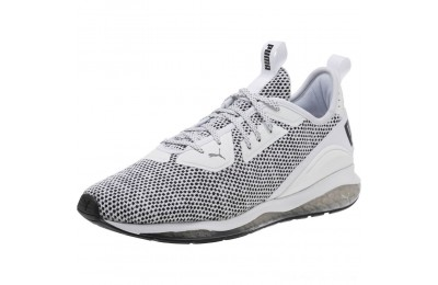 Black Friday 2020 Puma Cell Descend Men's Running Shoes White- Black Outlet Sale
