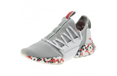 Puma HYBRID Rocket Runner JRQuarry-High Risk Red-Black Outlet Sale