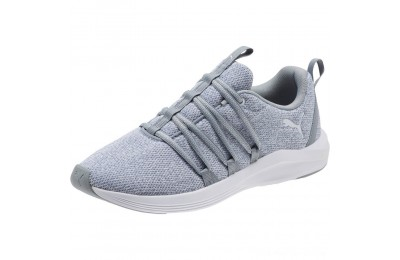 Black Friday 2020 Puma Prowl Alt Knit Multi Women's Sneakers Quarry- White Outlet Sale