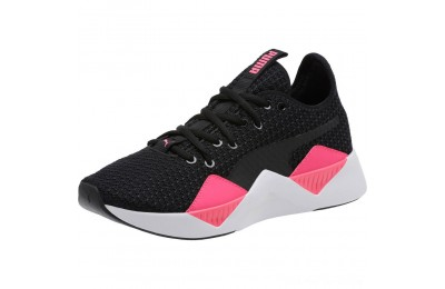 Black Friday 2020 Puma Incite FS Women's Training Shoes Black-KNOCKOUT PINK Outlet Sale