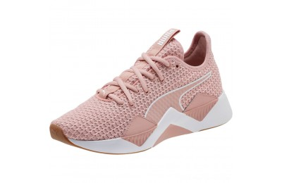 Puma Incite FS Women's Training Shoes Peach Beige- White Outlet Sale