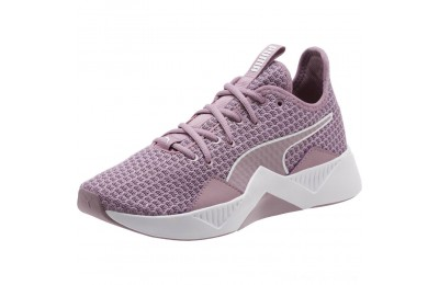 Black Friday 2020 Puma Incite FS Women's Training Shoes Elderberry- White Outlet Sale