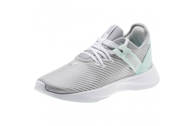 Black Friday 2020 Puma Radiate XT Cosmic Women's Training Shoes Silver-Fair Aqua Outlet Sale