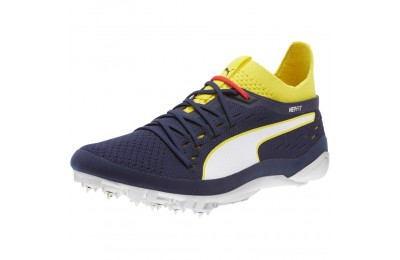Black Friday 2020 Puma evoSPEED NETFIT Sprint 2Blazing Yellow-Peacoat-White Outlet Sale