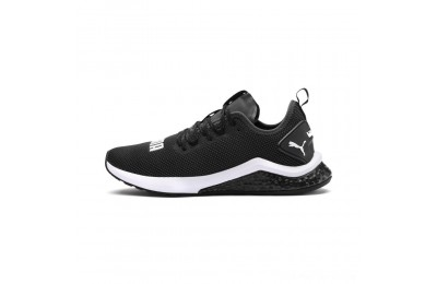 Black Friday 2020 Puma HYBRID NX Men's Running Shoes Black- White Outlet Sale