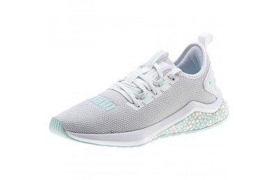 Black Friday 2020 Puma HYBRID NX Women's Running Shoes White-Fair Aqua Outlet Sale