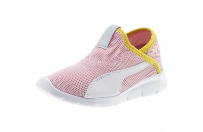 Puma Puma Bao 3 Sock Shoe PSPale Pink-White-Blazi Yellow Outlet Sale