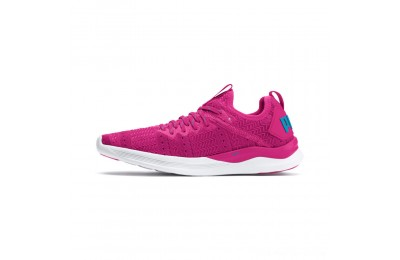 Black Friday 2020 Puma IGNITE Flash Iridescent Trailblazer Women's Running Shoes Fuchsia Purple-Caribbean Sea Outlet Sale