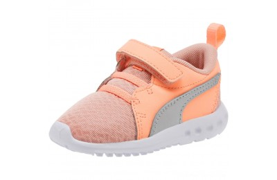 Puma Carson 2 Metallic Sneakers INFPeach Bud-Bright Peach-White Outlet Sale