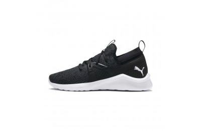 Puma Emergence Black- White Outlet Sale