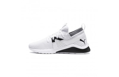 Black Friday 2020 Puma Emergence Future Men's Training Shoes White- Black Outlet Sale