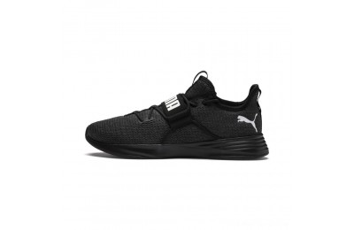 Puma Persist XT Men's Training Shoes Black-Asphalt Outlet Sale