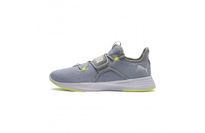 Black Friday 2020 Puma Persist XT Men's Training Shoes Quarry-Fizzy Yellow-White Outlet Sale