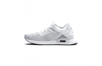 Black Friday 2020 Puma Rogue Men's Running Shoes White- Black Outlet Sale