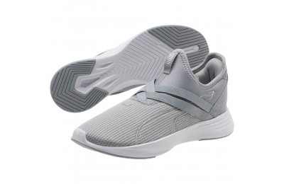 Black Friday 2020 Puma Radiate XT Slip-On Women's Sneakers Quarry- Silver Outlet Sale