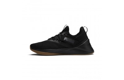 Black Friday 2020 Puma Jaab XT Summer Men's Training Shoes Black-Asphalt Outlet Sale
