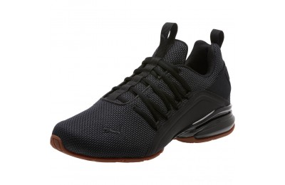 Black Friday 2020 Puma Axelion Mesh Sneakers Black Outlet Sale