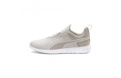 Puma Carson 2 Concave Women's Training Shoes Silver Gray- White Outlet Sale