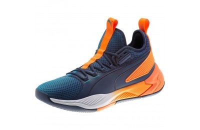 Puma Uproar Charlotte ASG Fade Basketball Shoes Orange- PURPLE Outlet Sale