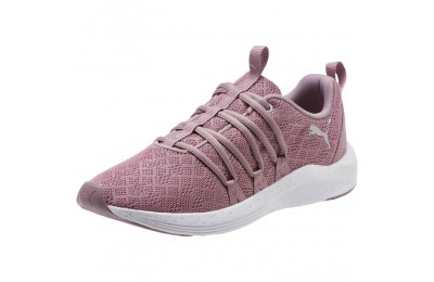 Black Friday 2020 Puma Prowl Alt Mesh Speckle Women's Sneakers Elderberry- White Outlet Sale