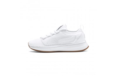 Puma SG Runner White Outlet Sale