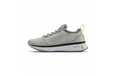 Puma SG Runner Strength Women's Training Shoes Glacier Gray- White Outlet Sale