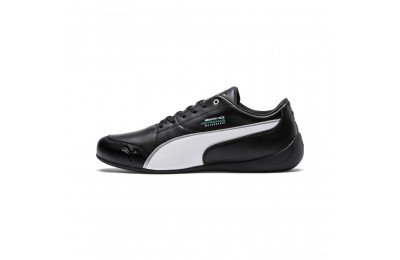 Black Friday 2020 Puma Mercedes AMG Petronas Motorsport Drift Cat 7 Sneakers Black-White-Mercedes Tm Slvr Outlet Sale
