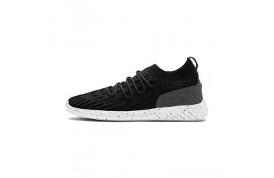 Black Friday 2020 Puma BMW MMS SpeedCat FUSEFIT Sneakers Black-Asphalt-PumaWhite Outlet Sale