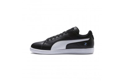 Puma BMW M Motorsport Court Perf Sneakers Anthracite- White Outlet Sale
