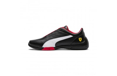 Black Friday 2020 Puma Scuderia Ferrari Kart Cat III Sneakers Black- White Outlet Sale