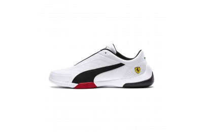 Black Friday 2020 Puma Scuderia Ferrari Kart Cat III Sneakers White- Black Outlet Sale