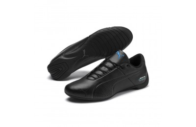 Black Friday 2020 Puma Mercedes AMG Petronas Future Cat Ultra Sneakers Black-Black-Indigo Outlet Sale